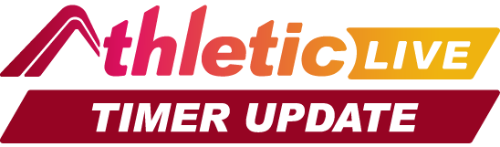 AthleticLIVE Timer Update
